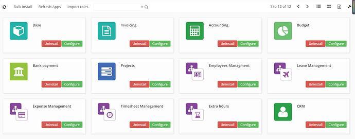 apps management